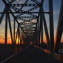 На въезде в Благовещенск отремонтируют автомобильный мост через Зею
